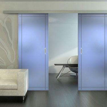 Раздвижная дверь Glass Double