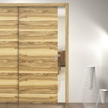 """Раздвижная межкомнатная дверь PENALBOX """"Wood Telescope Standart"""""""
